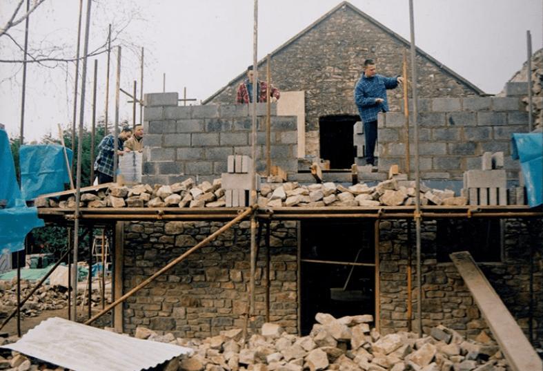 Barn Conversions in Bristol, Chamberlain Bros