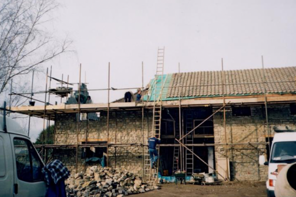 Barn Conversions in Bristol, Chamberlain Bros